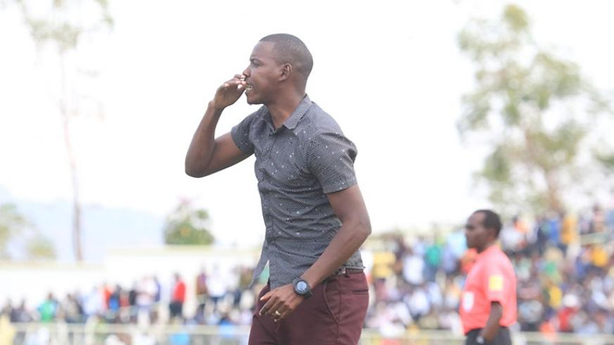 Mulisa says his immediate focus is Anse Reunion before thinking about the next round where APR would face the winner between Mali 2 of Mali and Liberia's Elwa United. / Sam Ngendahimana
