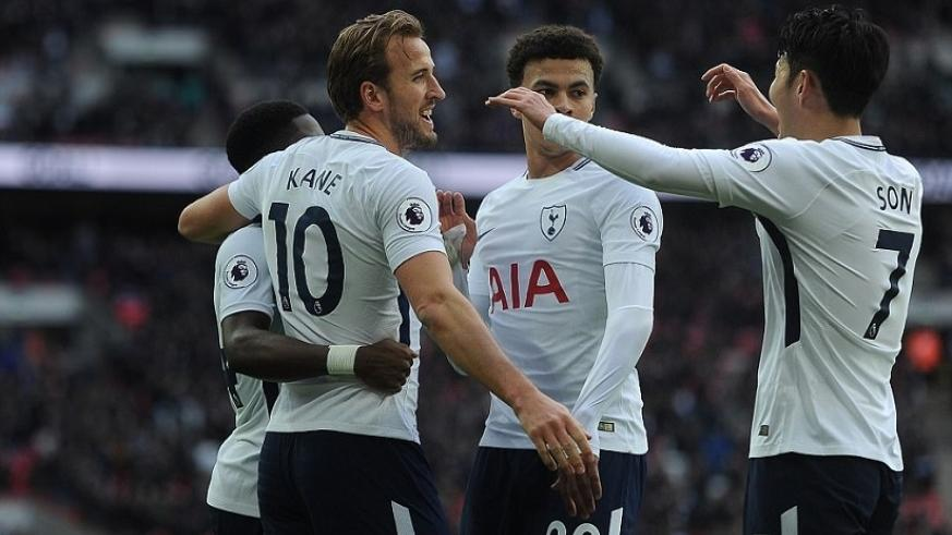 LONDON - Tottenham Hotspur's Harry Kane became Europe's most lethal marksman of 2017 with a second hat-trick in four days to break a 22-year-old Premier League record as his si....
