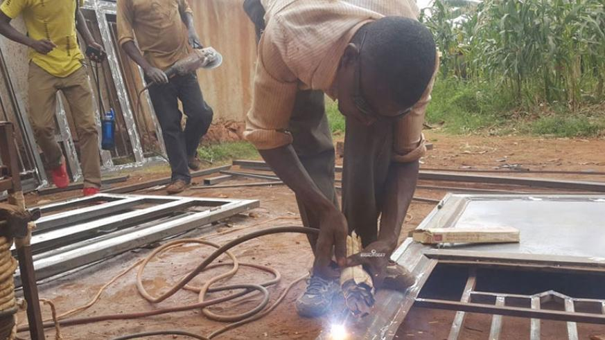 Activities like welding that require electricity are mushrooming in villages.