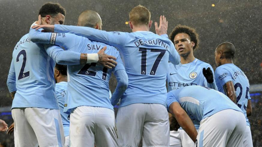 Manchester City continued their unbeaten start to the Premier League season with a comfortable 3-1 win over Watford. / Internet photo