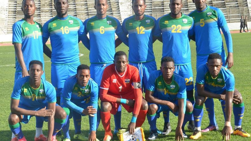Rwanda concluded a ten-day pre-CHAN training camp in Tunisia with a disappointing 4-1 defeat to Algeria on Wednesday. Courtesy