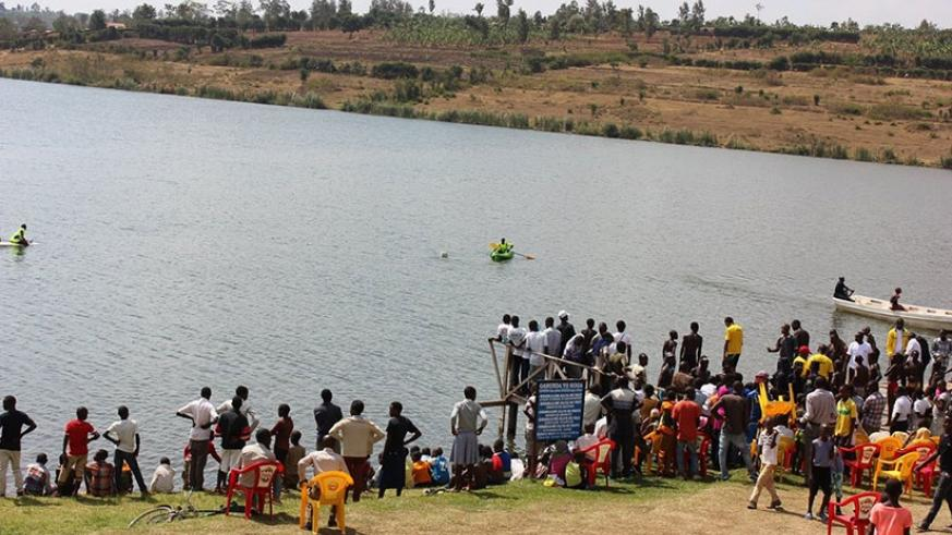 Last year, the event attracked few swimming fans including residents around Muhazi Lake but organisers expect a larger crowd. J. Muhinde