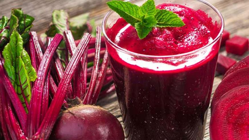 Red beetroots have been ranked among the most potent antioxidant vegetables.  / Net photo.