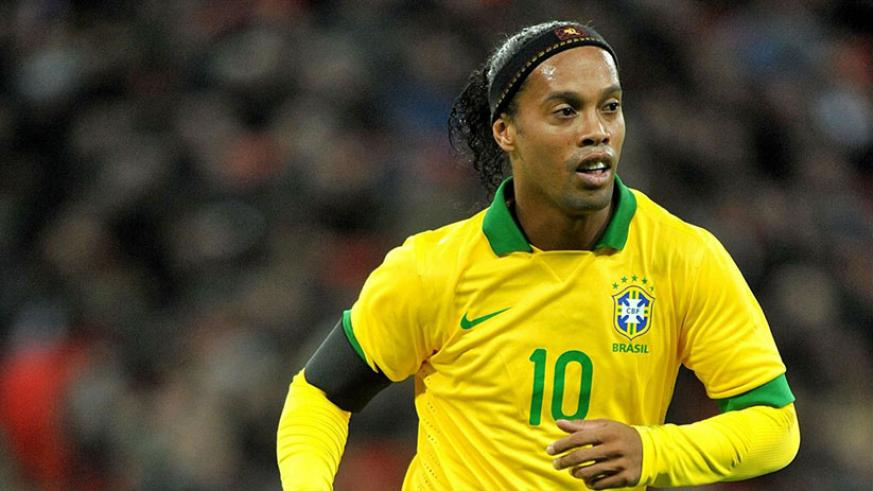 Brazilian World Cup winner Ronaldinho has retired from football, his brother and agent has confirmed. / Net photo