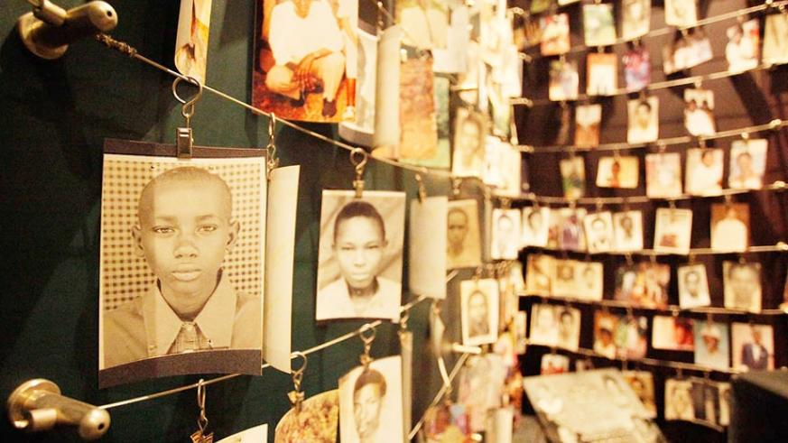 Photos of some of the 1994 Genocide against the Tutsi victims. File.