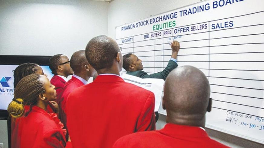 New legislation will boost activity at the Rwanda Stock Exchange. File.