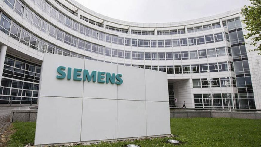 Siemens is looking to invest in production, transmission and distribution. / Net photo