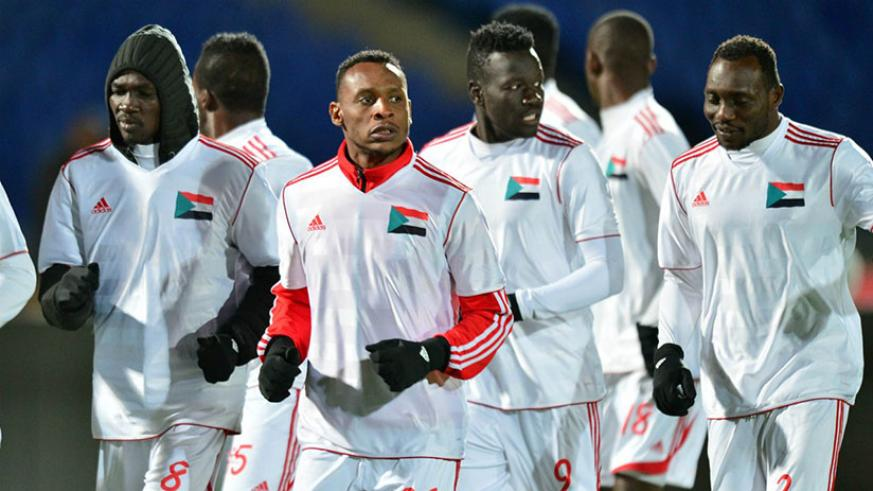 Sudan have grinded their way to the last four on the back of a strong defence set to face its greatest challenge against the highly creative west Africans. / Net photo