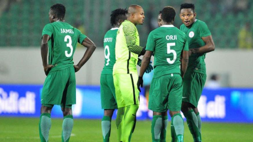 Nigeria are through to the final of the ongoing African Nations Championship in Morocco after beating Sudan 1-0. / Net photo