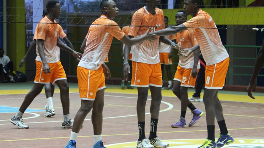 Holders Gisagara VC begin their title defence at home, at Gisagara Gymnasium, against IPRC-South and UTB. / File