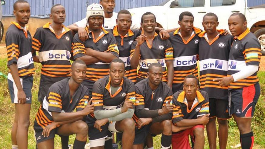 Remera Buffaloes Rugby Club are the defending champions. Courtesy photo