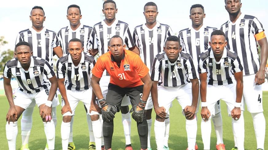 APR are looking to seal qualification to the round of CAF Confederation Cup in Seychelles today. S. Ngendahimana.