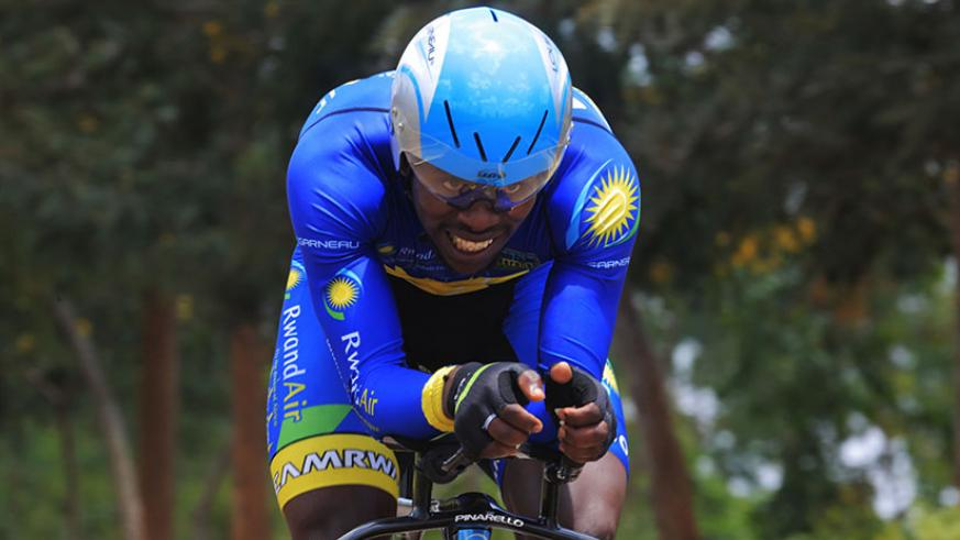 Joseph Areruya retained the top spot with a total of 437.75 points. Sam Ngendahimana