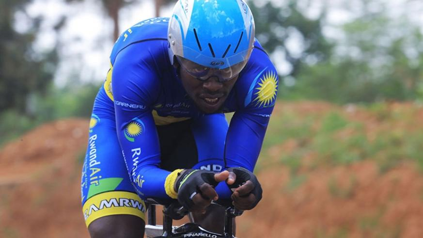 Reigning Tour du Rwanda and La Tropicale Amissa Bongo champion, Joseph Areruya, will be among the African riders to watch in Australia. Sam Ngendahimana.