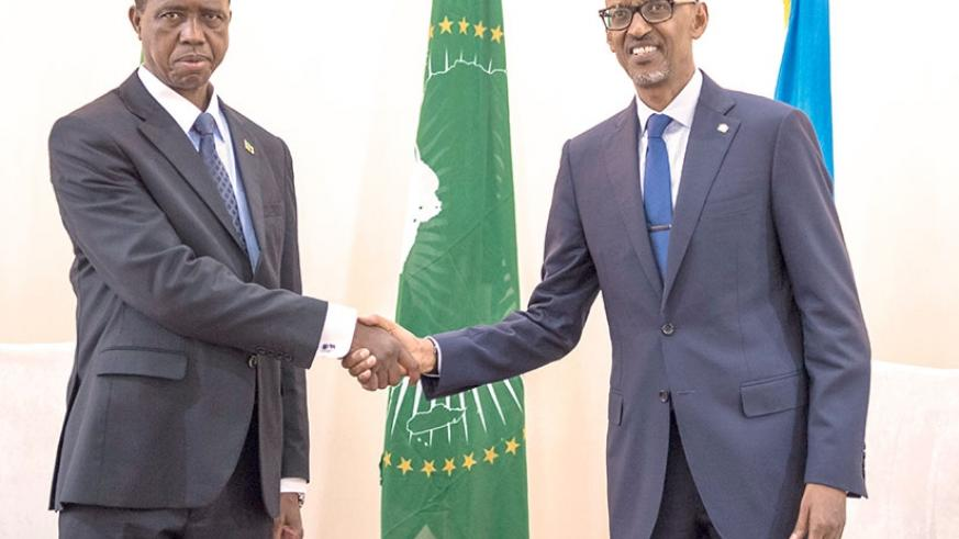 Presidents Kagame and Lungu held talks and addressed a joint news conference at Village Urugwiro in Kigali before the Zambian leader concluded his two-day state visit to Rwanda yes....