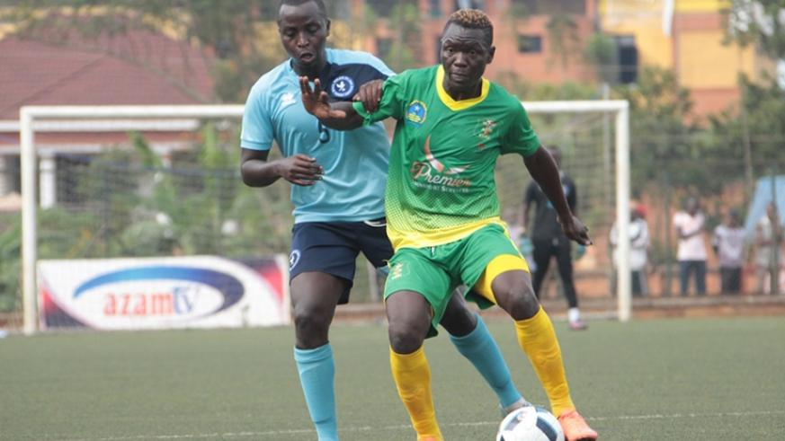 AS Kigali head coach Eric Nshimiyimana has said that his team were 'unlucky' following the 2-2 draw against Police FC on Tuesday, which denied them a chance to leapfrog....