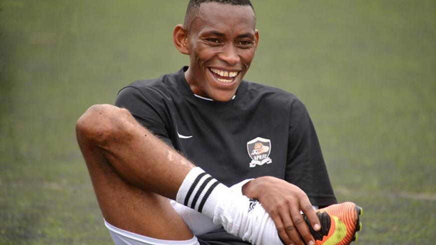 APR captain Jean Baptiste Mugiraneza admitted that the first leg match was tougher than they anticipated. File photo