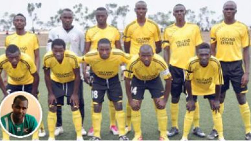 Mukura Victory Sport finsihed last season in fourth position (Inset is Cedric Kaze). Times Sport / File.