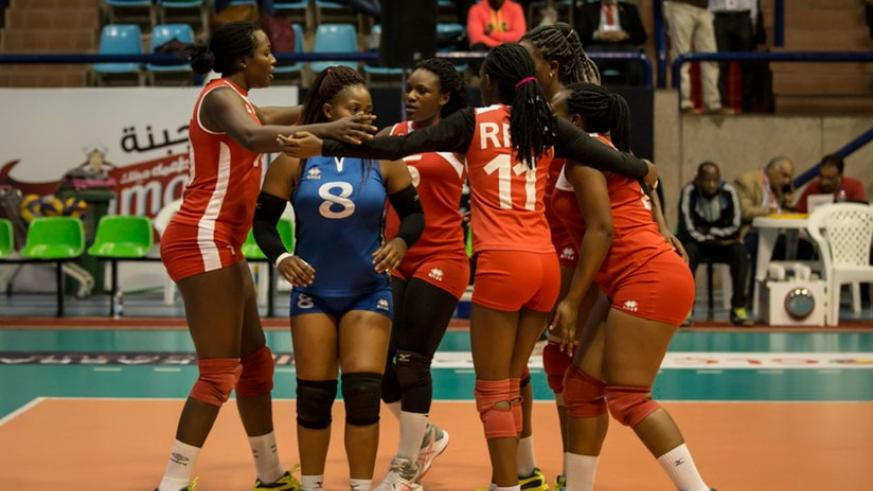 Revenue beat Bafia to finish fifth in Women club champs. Courtesy