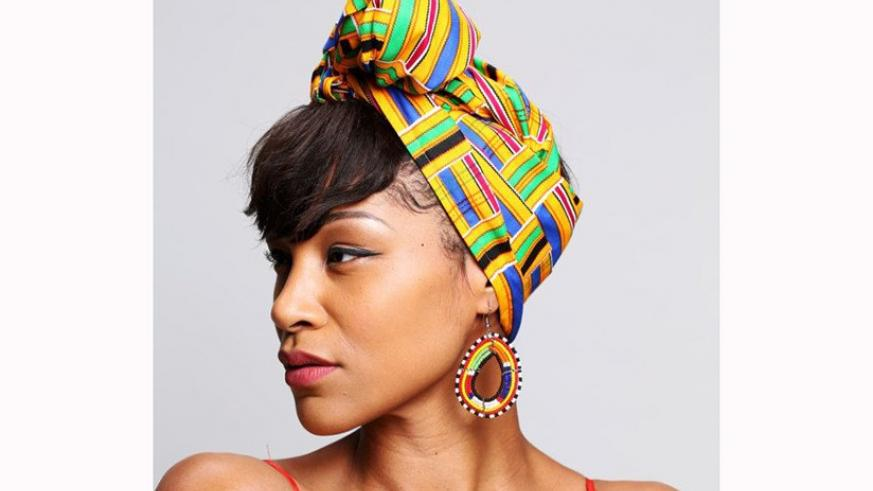Head wraps offer a range of styling options for any outfit.  (Net photos)
