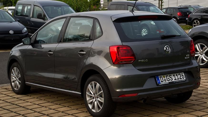 VW is among the German cars that will be assembled in Rwanda. / Courtesy