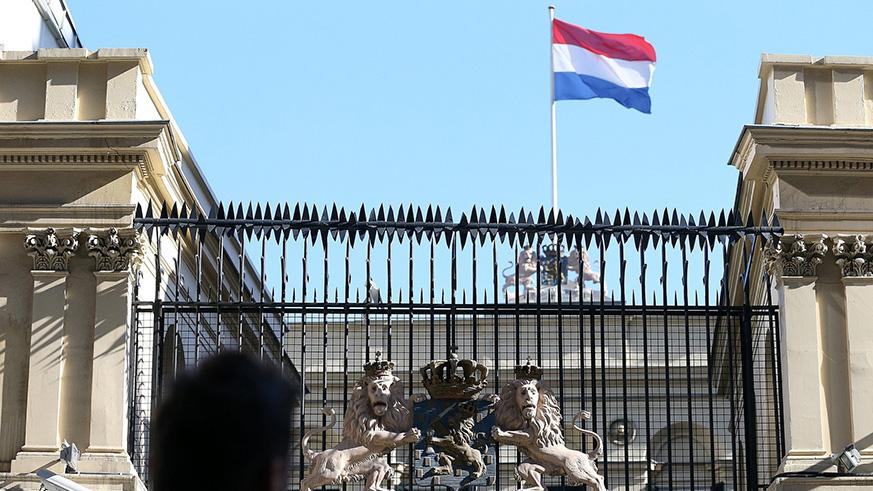 The Dutch government says the diplomat was working for their consulate in Istanbul. / Courtesy
