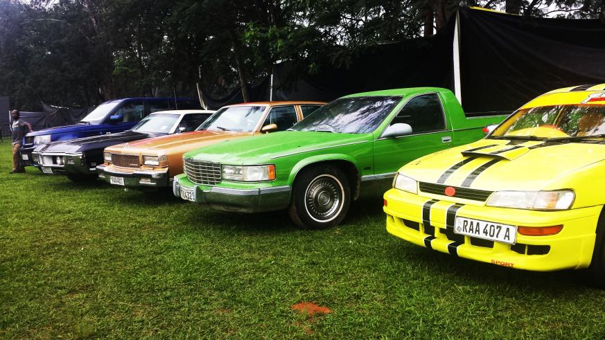 Kigali Vintage Car Show To Attract Regional Exhibitors The New - Old car shows