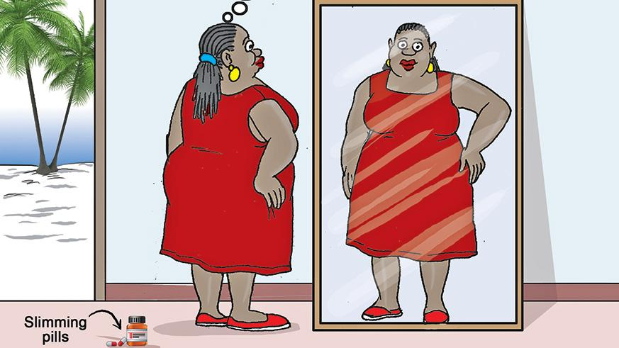 Why Do You Want To Lose Weight The New Times Rwanda