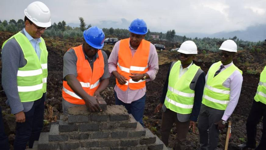 Musanze: Locals upbeat over new cement plant | The New Times