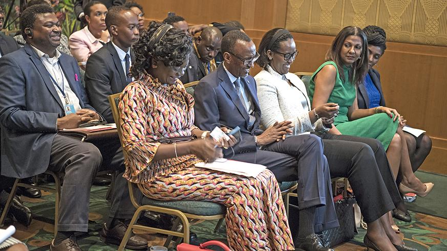 Kagame calls for stronger healthcare systems in Africa   The
