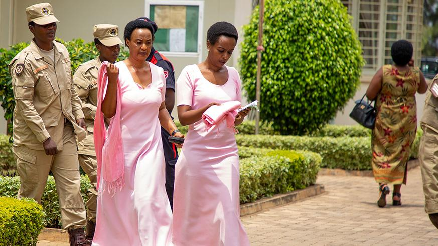 Rwandan opposition activist Diane Rwigara released on bail