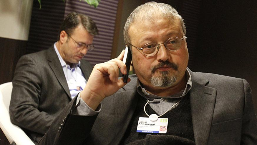 U.S. says does not know what happened to missing Saudi journalist