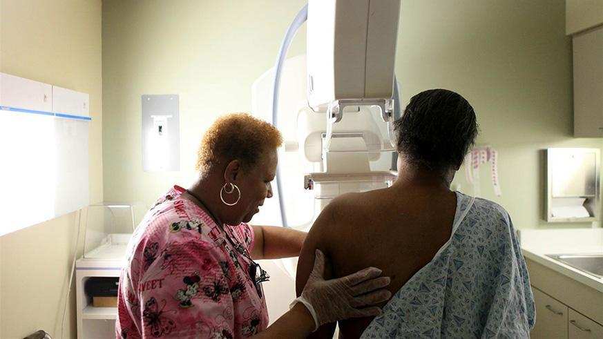 Breast cancer: are you at risk?