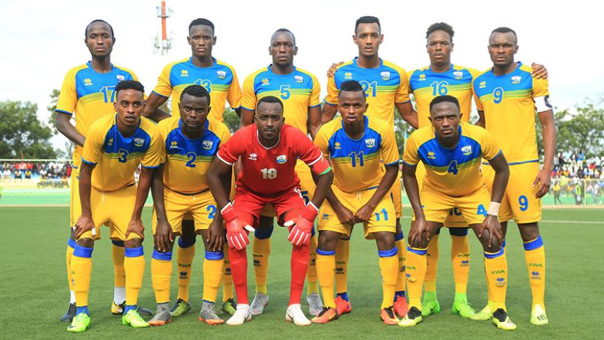 Lessons From Amavubis Poor Run In Afcon Qualifiers