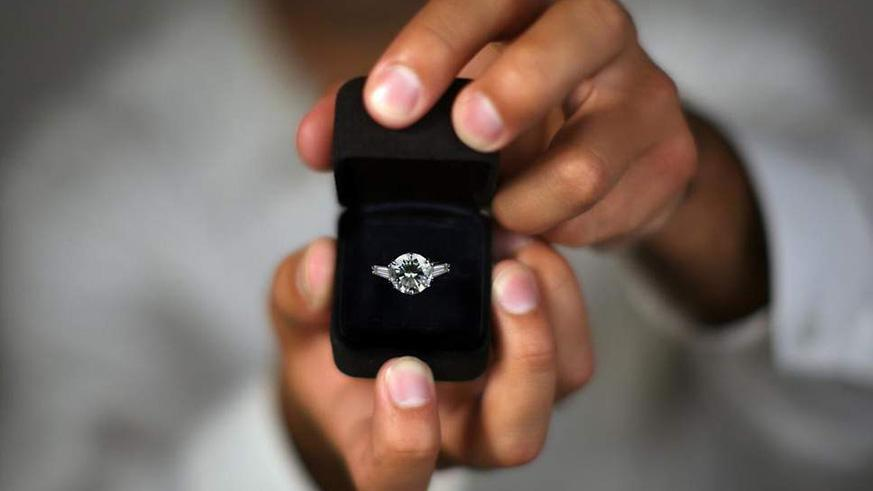 No to marriage proposal