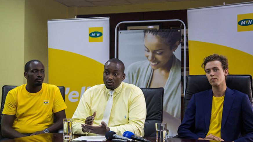 New app to ease service for MTN Rwanda subscribers | The New