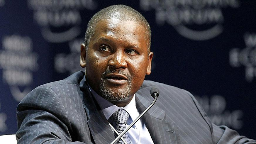 Aliko Dangote still Africa's richest man – Forbes | The New