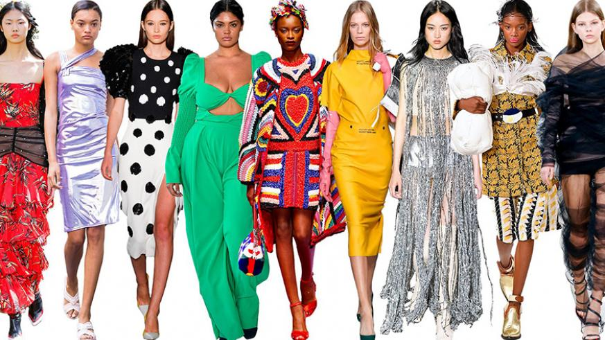 Fashion trends to follow in 2019
