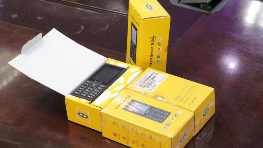 FEATURED: MTN Rwanda unveils the first 3G feature phone at Rwf19,800