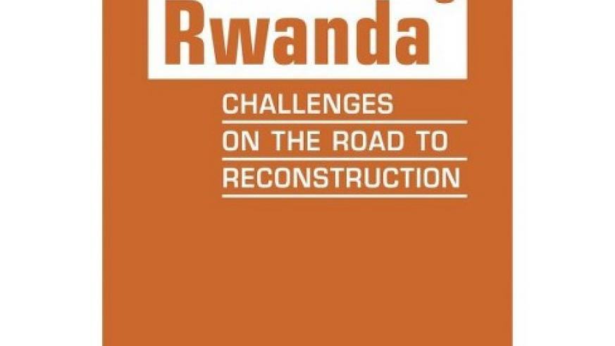 The book is now available at bookstores in Kigali