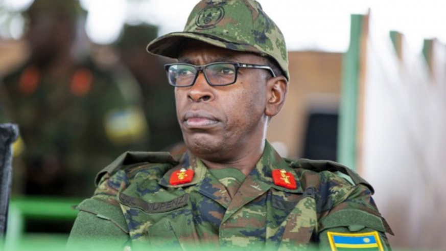 Gen Mupenzi named new Army Chief of Staff | The New Times