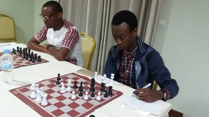 Chess: AUCA student wins national champion's tourney | The New Times