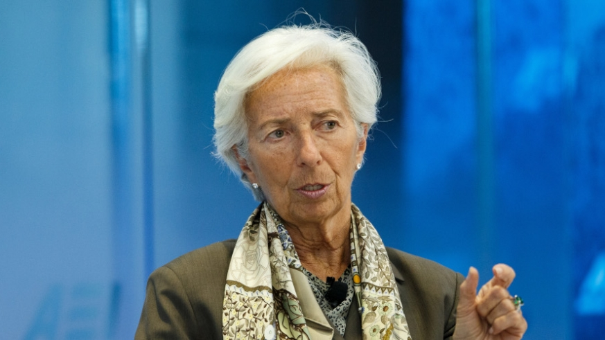 """IMF's Lagarde warns of """"growing concerns"""" over trade"""