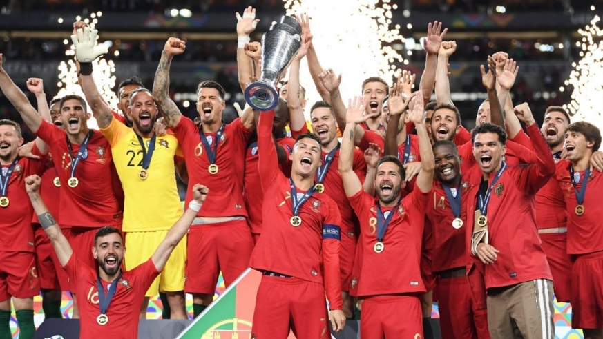 Portugal Beat Netherlands To Win Uefa Nations League The New Times Rwanda