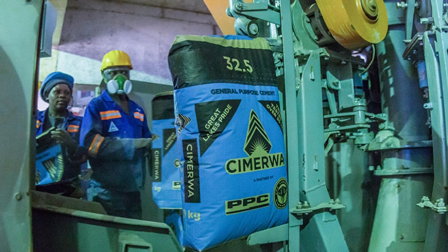 Government puts its stake in Cimerwa on the market | The New Times