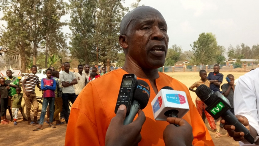 Ex-Interahamwe head confesses 25 years later, exposes genocide plot