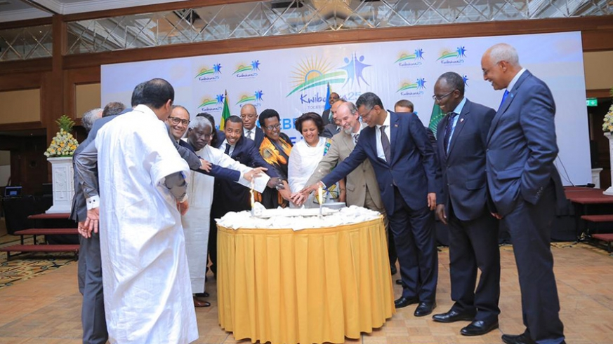 Ethiopian foreign minister commends Rwanda's recovery | The