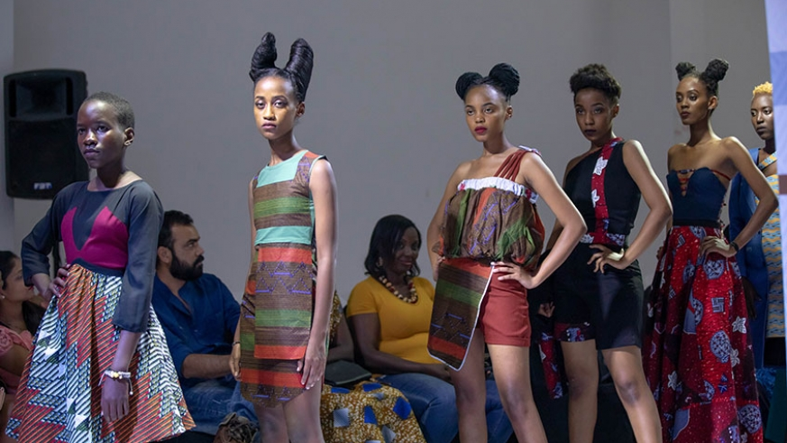 Rcfs 2019 Where Traditional And Modern Fashion Met The New Times Rwanda