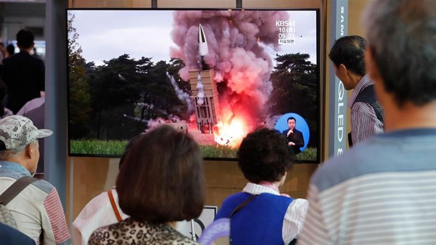 North Korea fires two unidentified projectiles, East Asia News & Top Stories