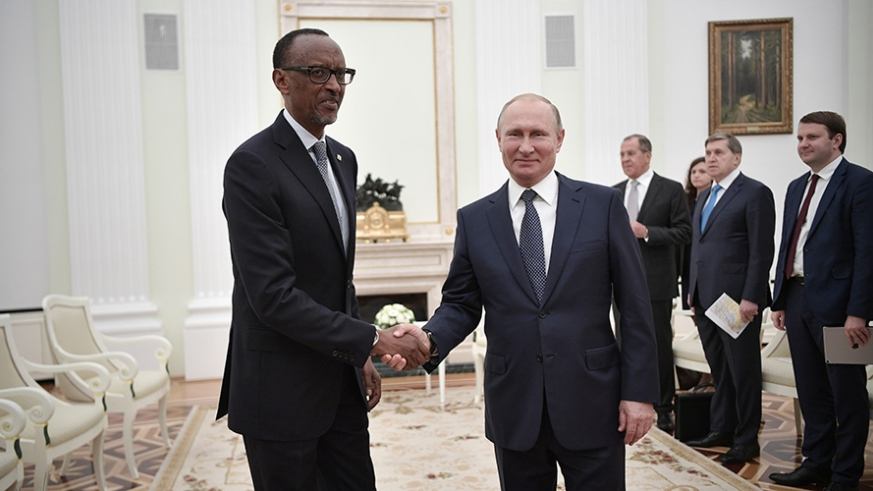 Image result for putin african leaders